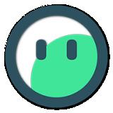 绿调线图标包